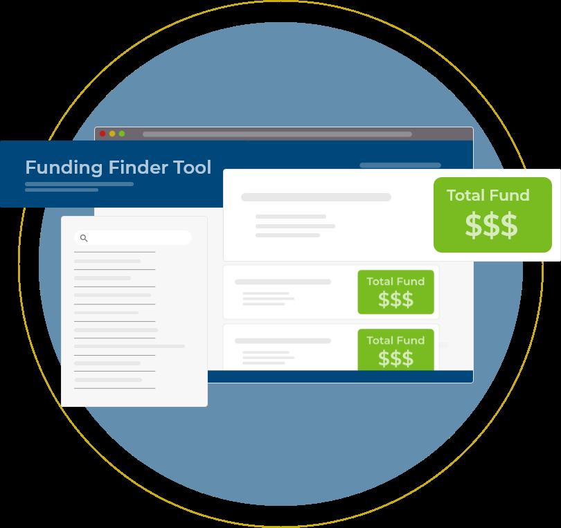 Funding Finder Filter