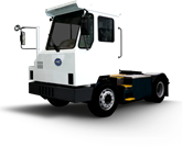 BYD electric terminal tractor